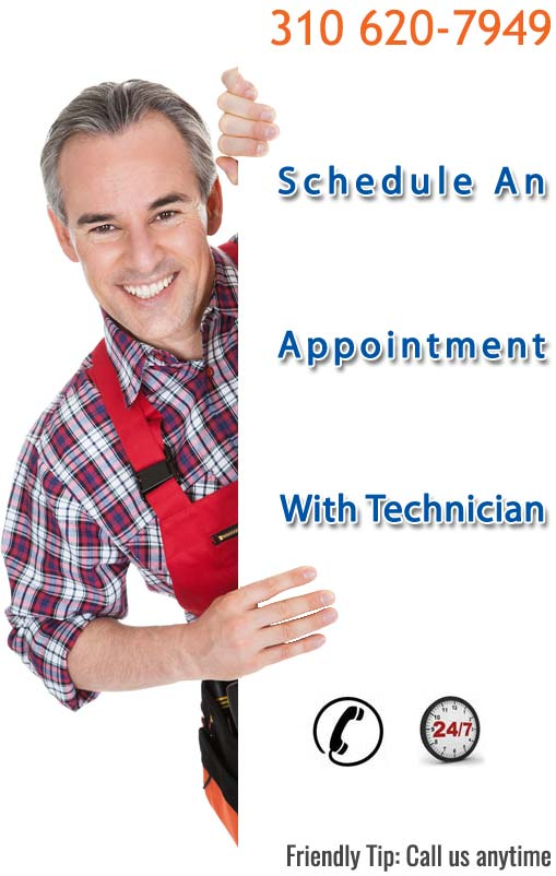 Schedule an appointment for LG dryer repair (310) 620-7949
